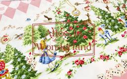 【新商品】Alice in Wonderland