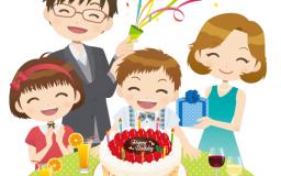 息子の誕生日