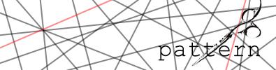 型紙・パターン